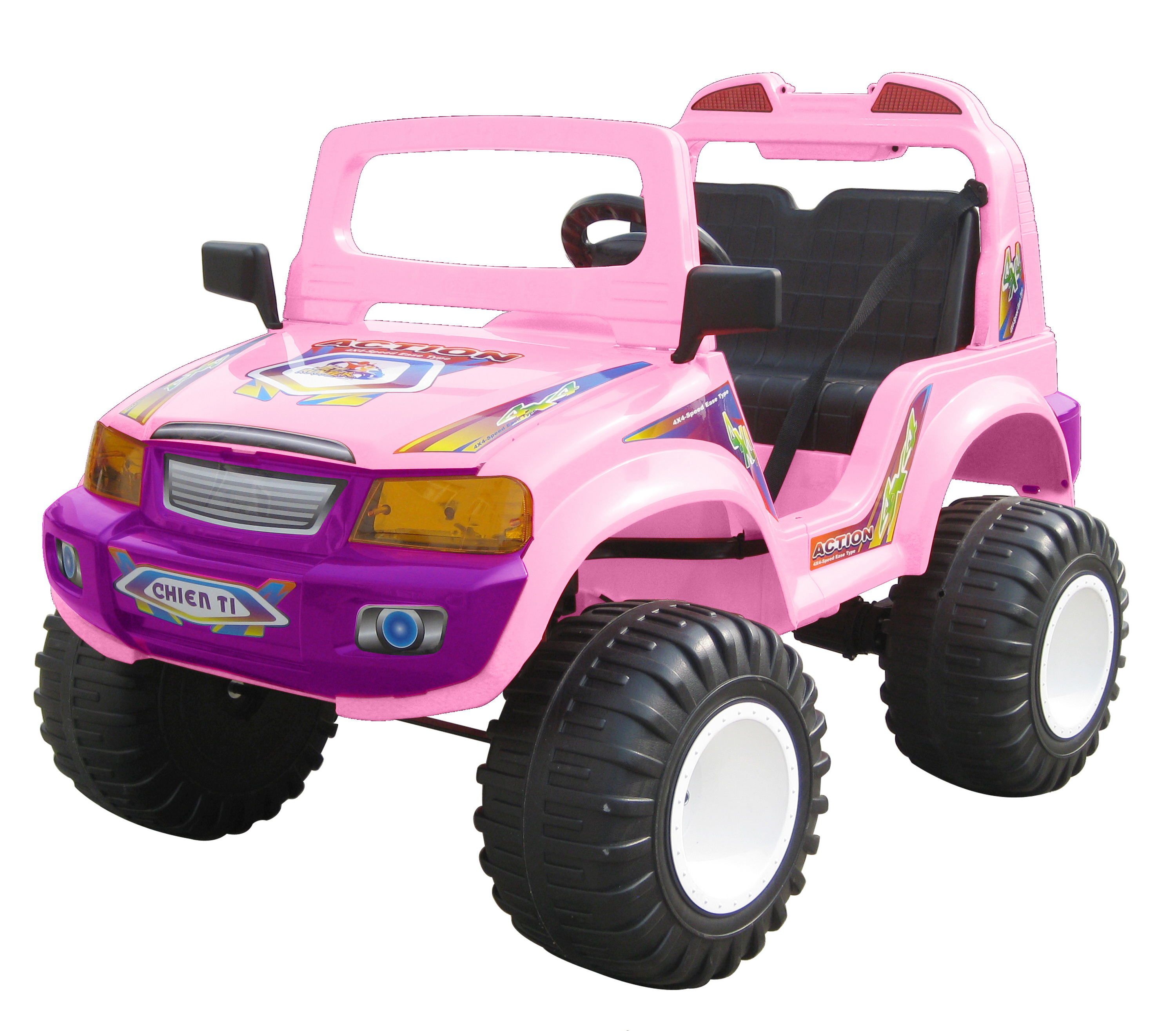 Battery Power Kids Jeep 12v Ride On Car Electric